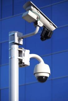 Surveillance cameras. Image: Thinkstock.com